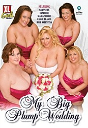 My Big Plump Wedding DVD