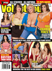 Voluptuous March 2012 Magazine