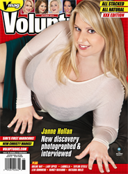 Voluptuous October 2012 Magazine