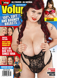 Voluptuous December 2012 Magazine