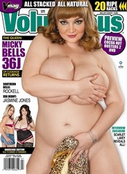 Voluptuous June 2013 Magazine